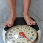 Log your weight at least once a week