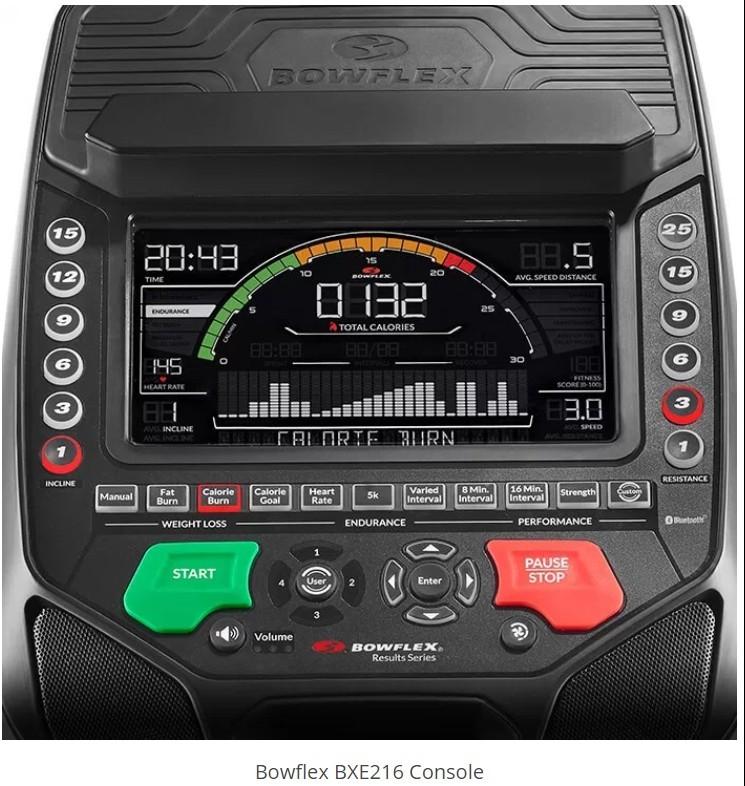 BXE216 console