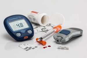 Improves diabetic symptoms