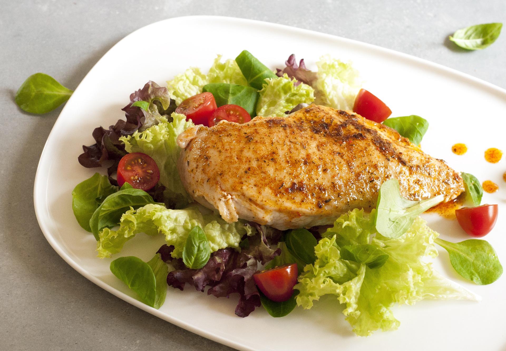 Teriyaki Chicken Breast