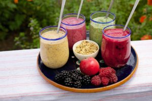 The Iron Blast Smoothie