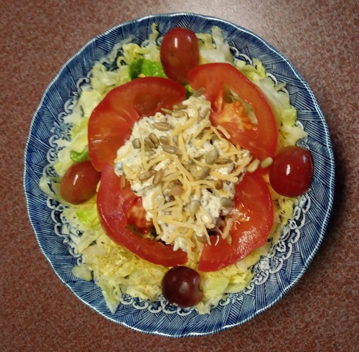 Best homemade chicken salad