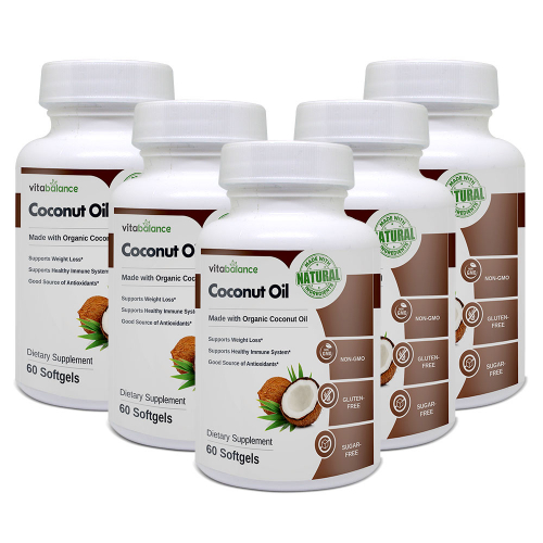 Best Coconut Oil Supplement – NATURAL