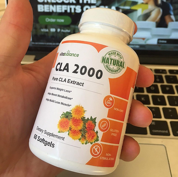 Reduce Body Weight Naturally - Benefits of CLA 2000
