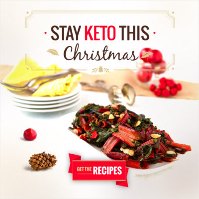 Keto Diet for the Holidays You Won't Regret – Best Keto Holiday Cookbook!