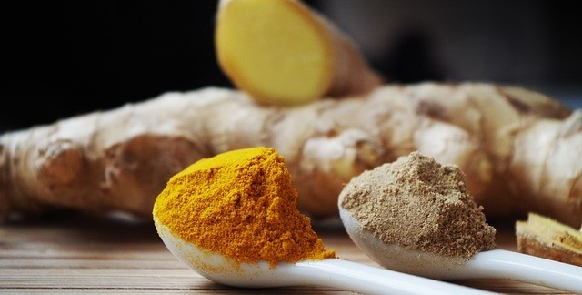 Ginger & Turmeric Benefits