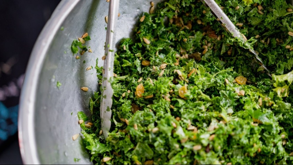 Kale is the World's Greatest Superfood