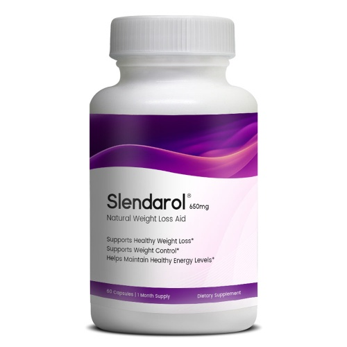 Slendarol Herbal Supplement - Natural & Effective