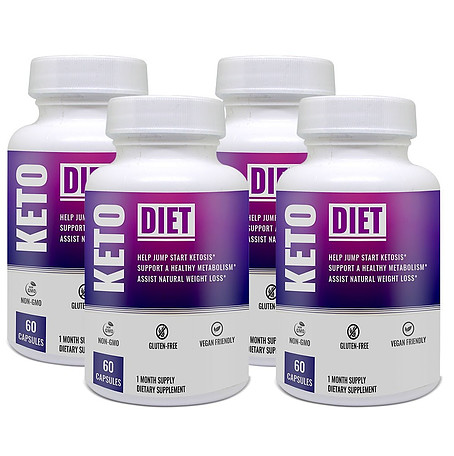 KETO DIET Shop Supplements By Vita Balance