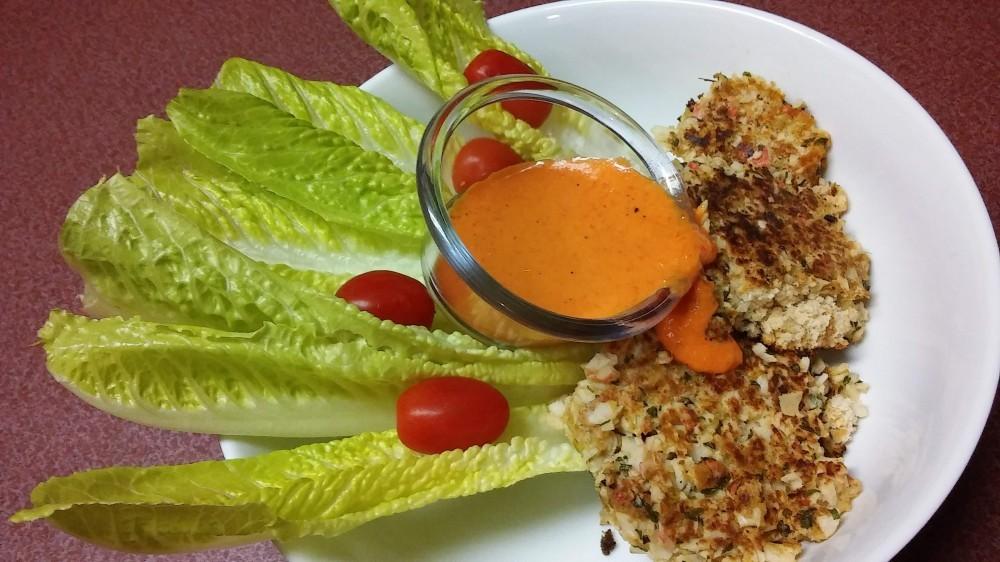 Lump Crab Meat Recipes - Crab Cakes on Noom!