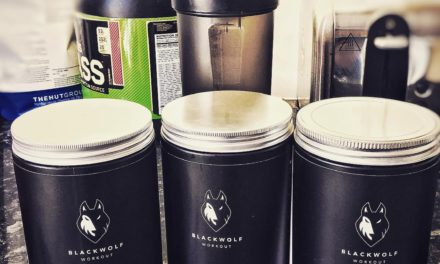 Get RIPPED with BlackWolf! BEST Energy Supplements for Men & Women