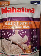 Garlic & Olive Oil Jasmine Rice