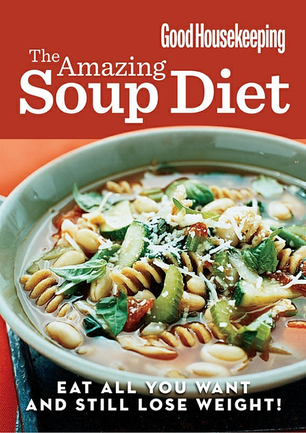 Get the eBook - The Amazing Soup Diet