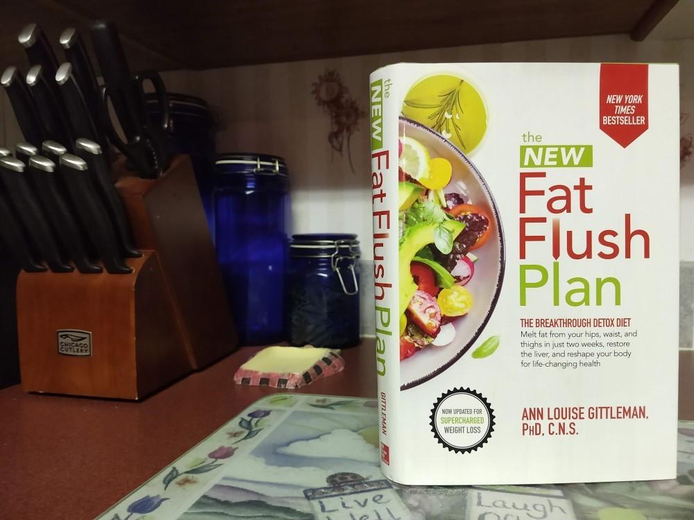 Fat Flush Plan by Ann Louise Gittleman
