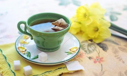 Green Tea in Supplements w/ Immune Support