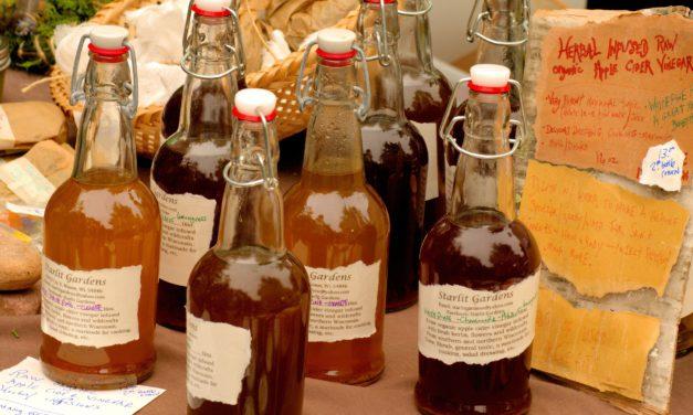 Apple Cider Vinegar Detox – Great for the digestive system!