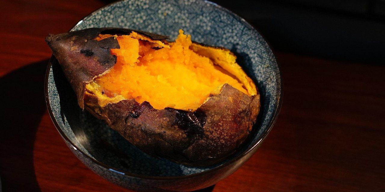 Baked Sweet Potatoes, Oven Recipe